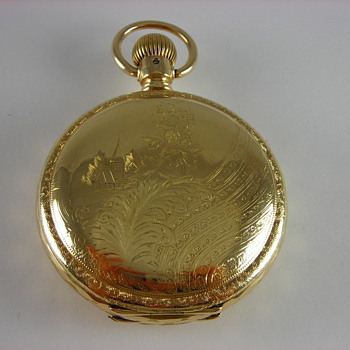 Waltham Appleton, Tracy & Co. Pocket Watch - Pocket Watches