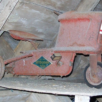 Pedal tractor help needed - Model Cars