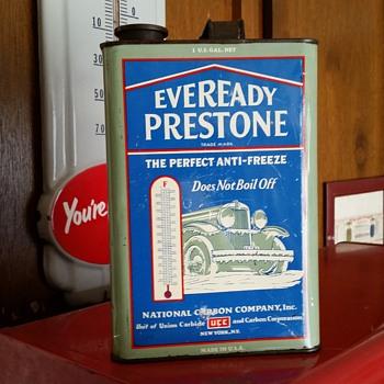 Neat old can - Petroliana