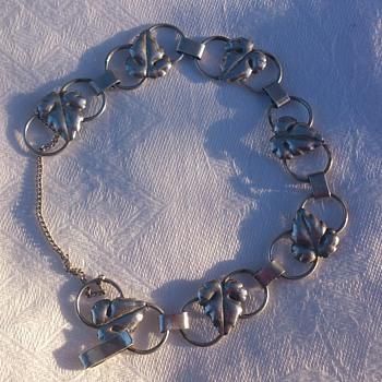 Silverbracelet 1948 - Fine Jewelry