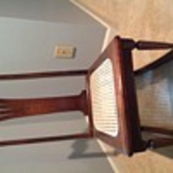 Grandmas small rocker- Intended purpose? - Furniture