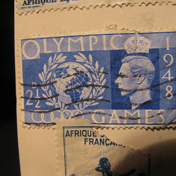 Older Stamps - Stamps