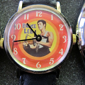 Bruce Lee Wristwatch - Wristwatches