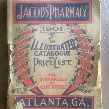 Early Coca Coca Jacobs Pharmacy Catalog