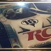 Race car poster