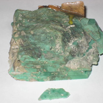 Turquoise (Raw) - Native American