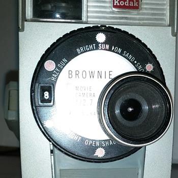 Brownie Cameras