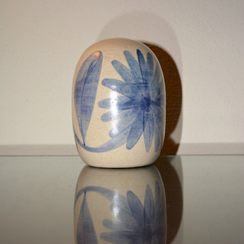 Small Bud Vase - Art Pottery
