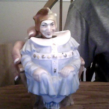 The Jester - Art Pottery