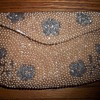 Beautiful Dormar beaded clutch purse