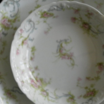 Great Grandma&#039;s Gorgeous Old Haviland Limoges 