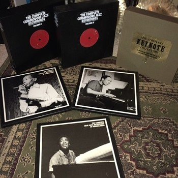 Various out-of-print Jazz Vinyl Box Sets