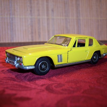 Jensen Interceptor - Model Cars