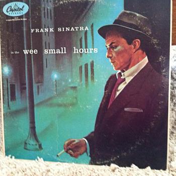 Frank Sinatra Album - Dad's favorite - Music