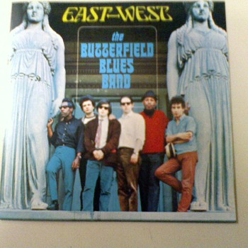 The Butterfield Blues Band  East-West - Music