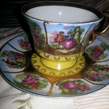 another favorite teacup