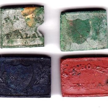 American Made Watercolor Paint Blocks