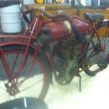 Old Indian from 1920's...? - Motorcycles