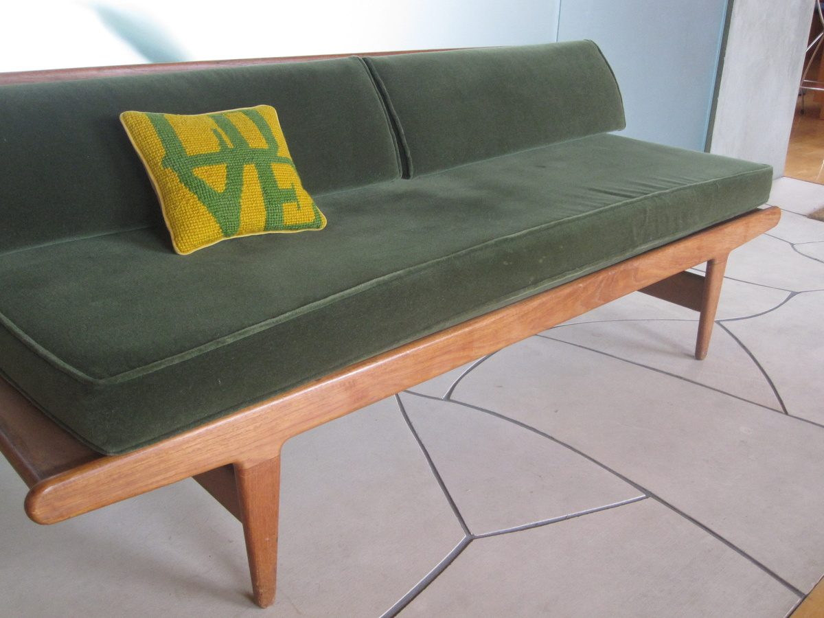 Hans Wegner Knock Down Daybed Collectors Weekly