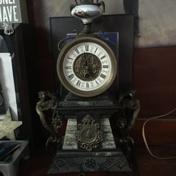 Ansonia?  Please help me. - Clocks