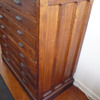 Unusual Hamilton Printers Cabinet
