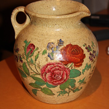 Unusual Spode Jug? 