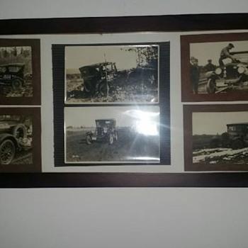 Photos of First Car trip across Canada