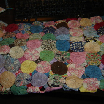 Great Grand Aunt's Quilt - Rugs and Textiles