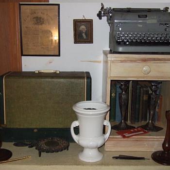Grandma's and Grandpa's antiques.