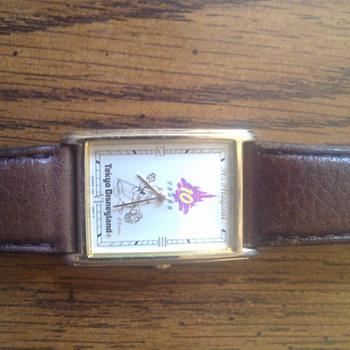 10th Year Tokyo Disneyland - Wristwatches