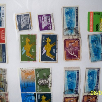 Stamp Collection - Stamps