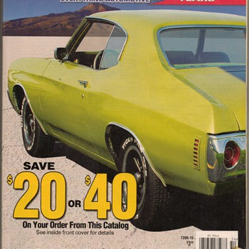 2010 J.C. Whitney Parts Catalog