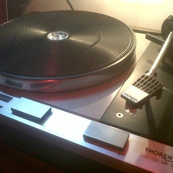My THORENS TD 125 MK II