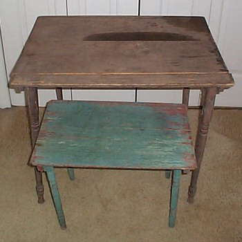 GRANDPA'S TABLES - Furniture