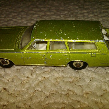 Matchbox Mercury stationwagon