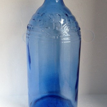 Blue 33 Bottle