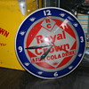 Royal crown cola clock