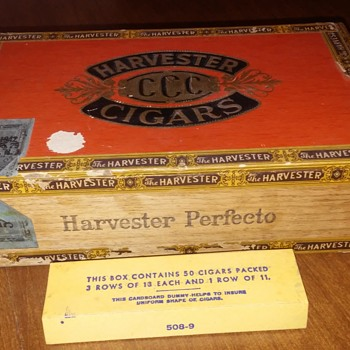 WW2 era cigars