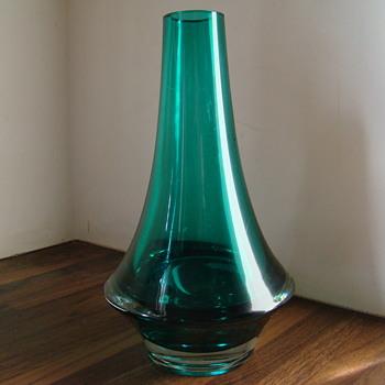 Riihimaki vase - Art Glass