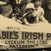 "Anne Nichols ""Abie's Irish Rose"" Alexander Hamilton Hotel Patterson NJ 1920s"