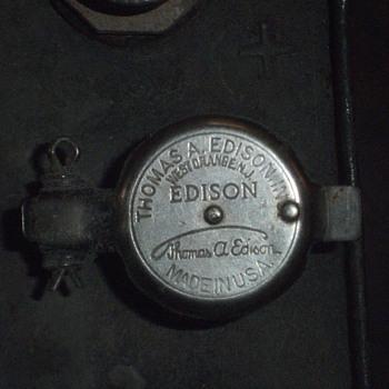 1910 car battery