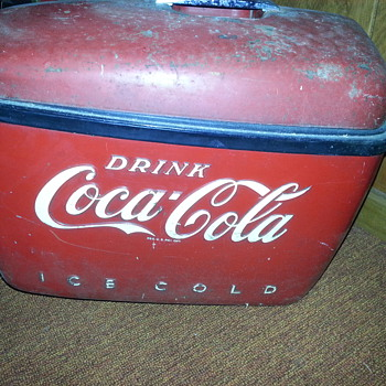 Coca Cola Dole Dispenser