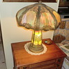 Unidentified Antique Slap Lamp