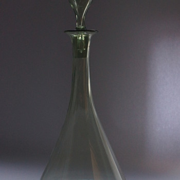 Whitefriars Decanter