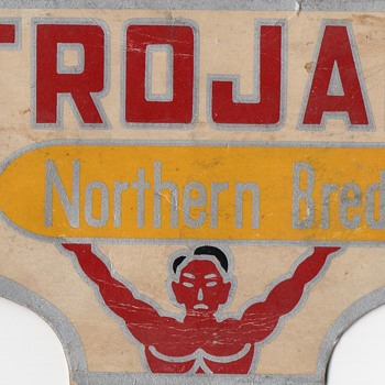 Trojan Northern Bred Seed Co. Sewing Kit