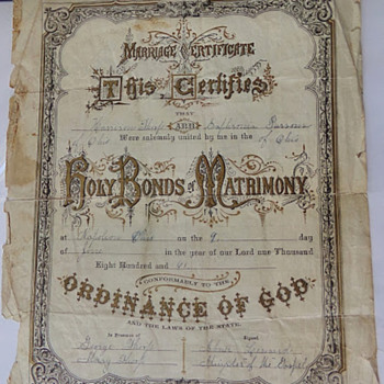 Great Family History Find from 1861 (Story of finding it) - Paper