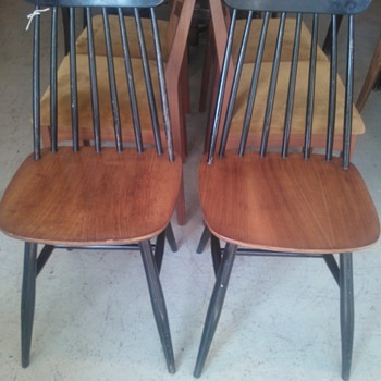 MCM chairs - but who made them? - Mid-Century Modern