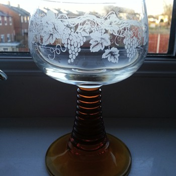 french wine glass