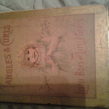 childrens book copyright 1888 - Books