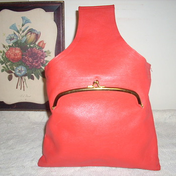 Vintage Bonnie Cashin 1960s Cash and Carry - Bags